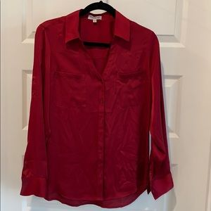 Express Silk Shirt - Medium